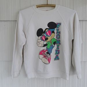 90s Mickey sweatshirt